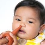 Как почистить нос новорожденному от соплей: советы и рекомендации