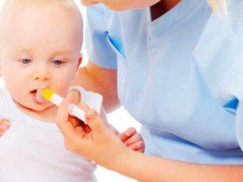 Дозировка суспензии для детей Макропен