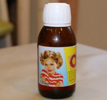 Противовирусный сироп для детей Орвирем: инструкция по применению, действие препарата и его длительность
