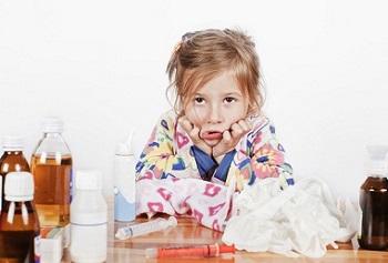 Противопоказания и побочные действия препарата Зинната для детей в форме суспензии
