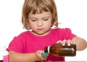 Способ применения сиропа Эпистат для детей