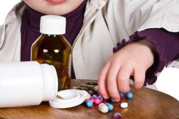 Передозировка и побочные действия при применении суспензии Макропен для детей
