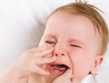 Побочные эффекты при применении геля Камистад у детей
