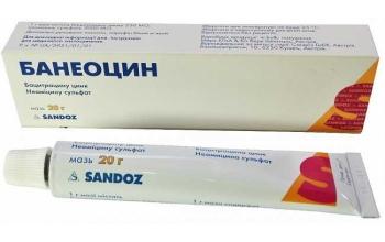Инструкция по применению мази Банеоцин для детей: меры предосторожности
