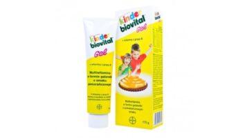 Киндер Биовиталь гель для детей: инструкция по применению, показания и противопоказания, стоимость