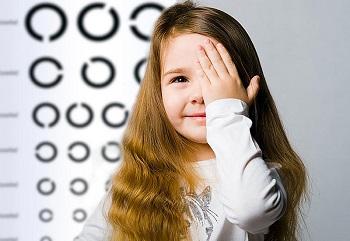 Амблиопия у детей - описание заболевания глаз у детей