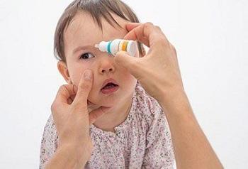 Применение преапаратов при лечении халязиона у ребенка