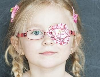 Лечение амблиопии у детей: окклюзия