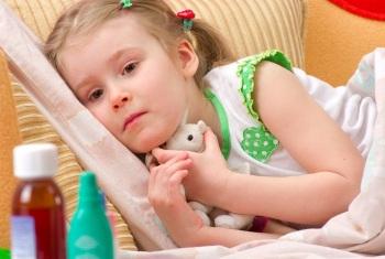 Снижение иммунитета способствует проявления блефарита у детей