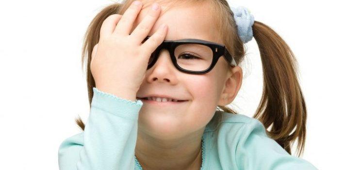 Миопия у детей слабой и сильной степени