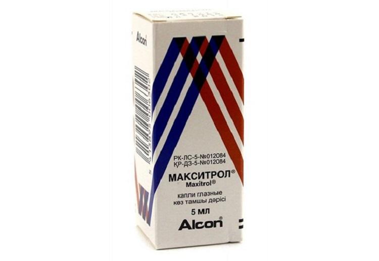 Глазные капли Макситрол для детей и их применение при заболеваниях глаз