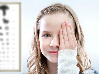 Какие заболевания глаз наиболее распространены в детском возрасте