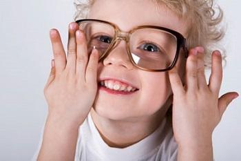 Лечебная гимнастика для лечения близорукости у детей