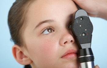 Макулодистрофия - описание проявлений болезни глаз у детей
