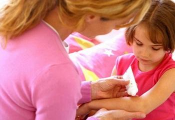 Можно ли применять гормональные мази от аллергии для детей