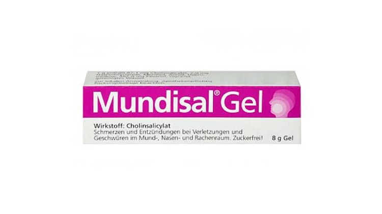 Мундизаль гель - аналог препарата Холисал для детей