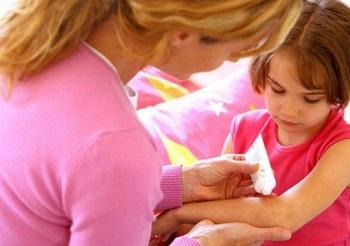 Показания к применению гидрокортизоновой мази для детей младшего возраста