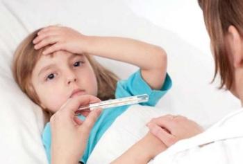 Почему у ребенка при высокой температуре болят глаза