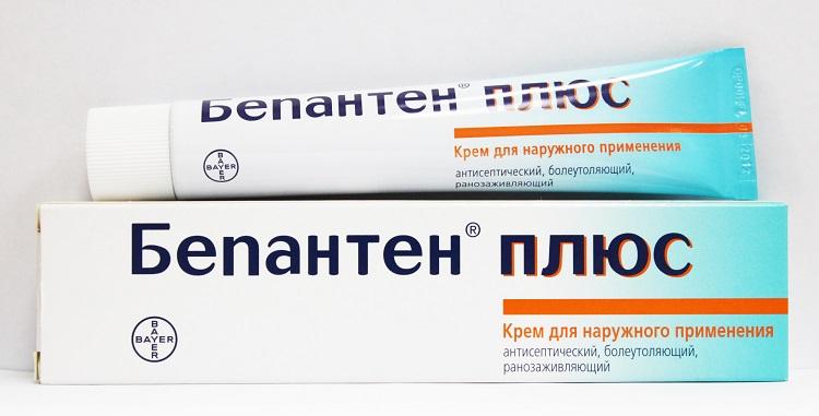 Бепантен плюс - средство от укусов насекомых для детей