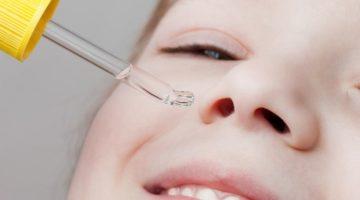 Капли Альбуцид в нос детям при насморке - особенности применения